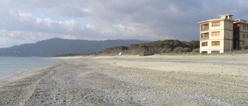 Spiaggia di Roccelletta di Borgia - Calabria