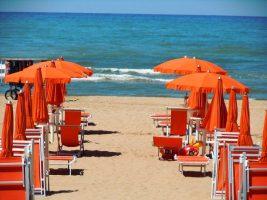 Spiaggia Rodi Garganico - Puglia