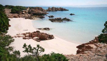 Spiaggia Rosa Budelli - Sardegna