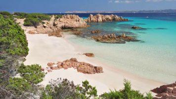 Spiaggia Rosa - Budelli - Maddalena - Sardegna