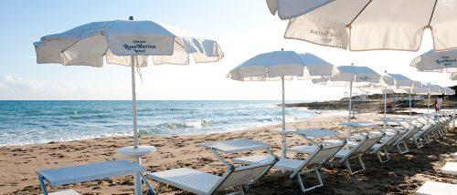 Spiaggia di Rosa Marina