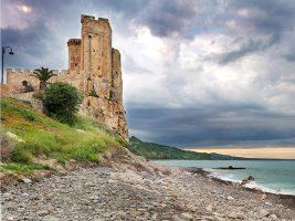 Spiaggia di Roseto Capo Spulico - Calabria