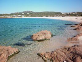 Spiaggia La Marinedda - Sa Marinedda -Trinità D'Agultu - Sardegna