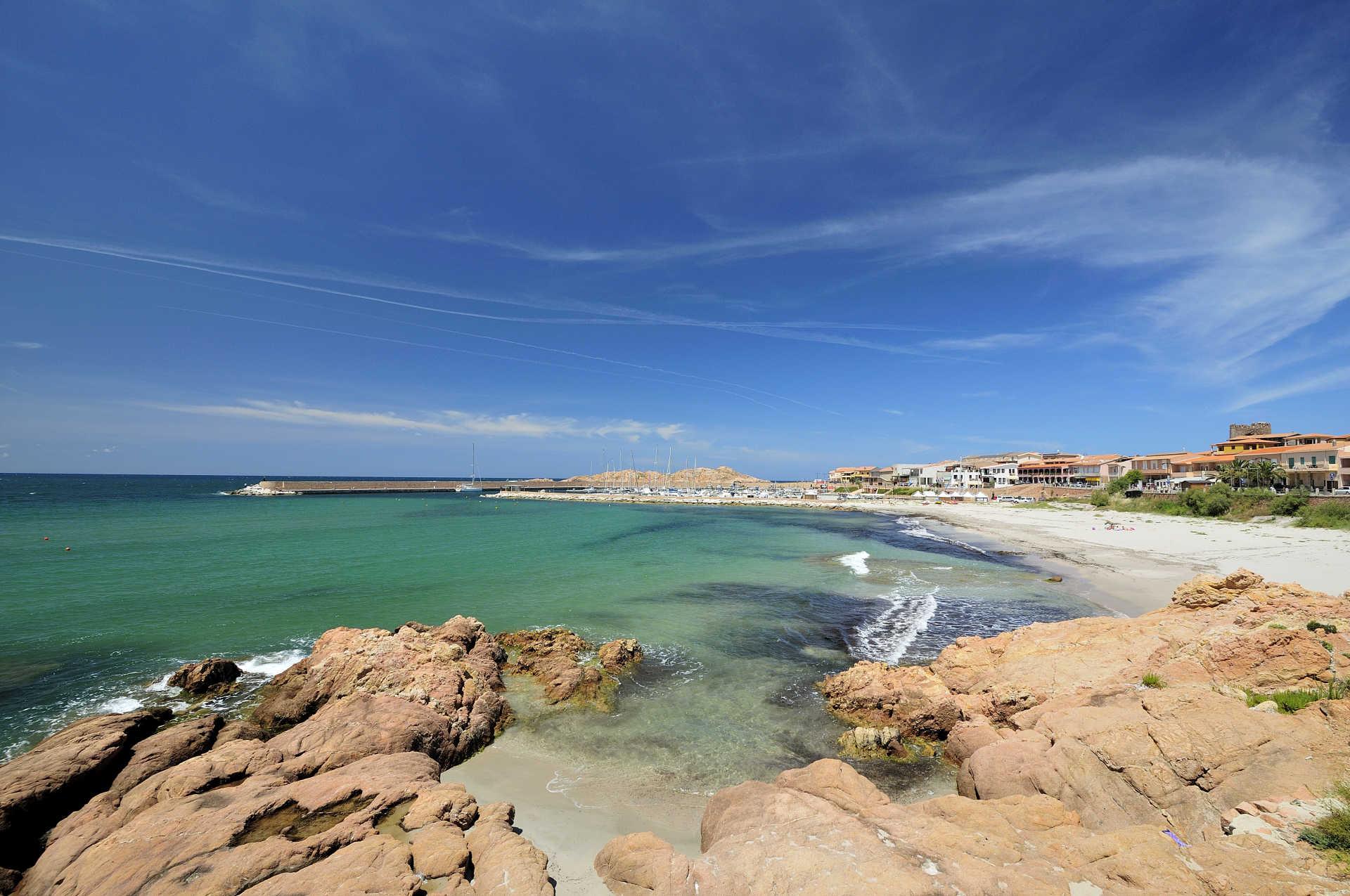 Spiaggia La Marinedda (Sa Marinedda)