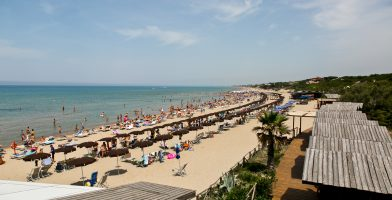 Spiaggia Sabaudia - Latina - Lazio