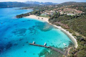 Spiaggia Saline di Palau, Sardegna