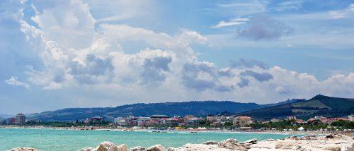 Spiaggia San Benedetto del Tronto - Marche