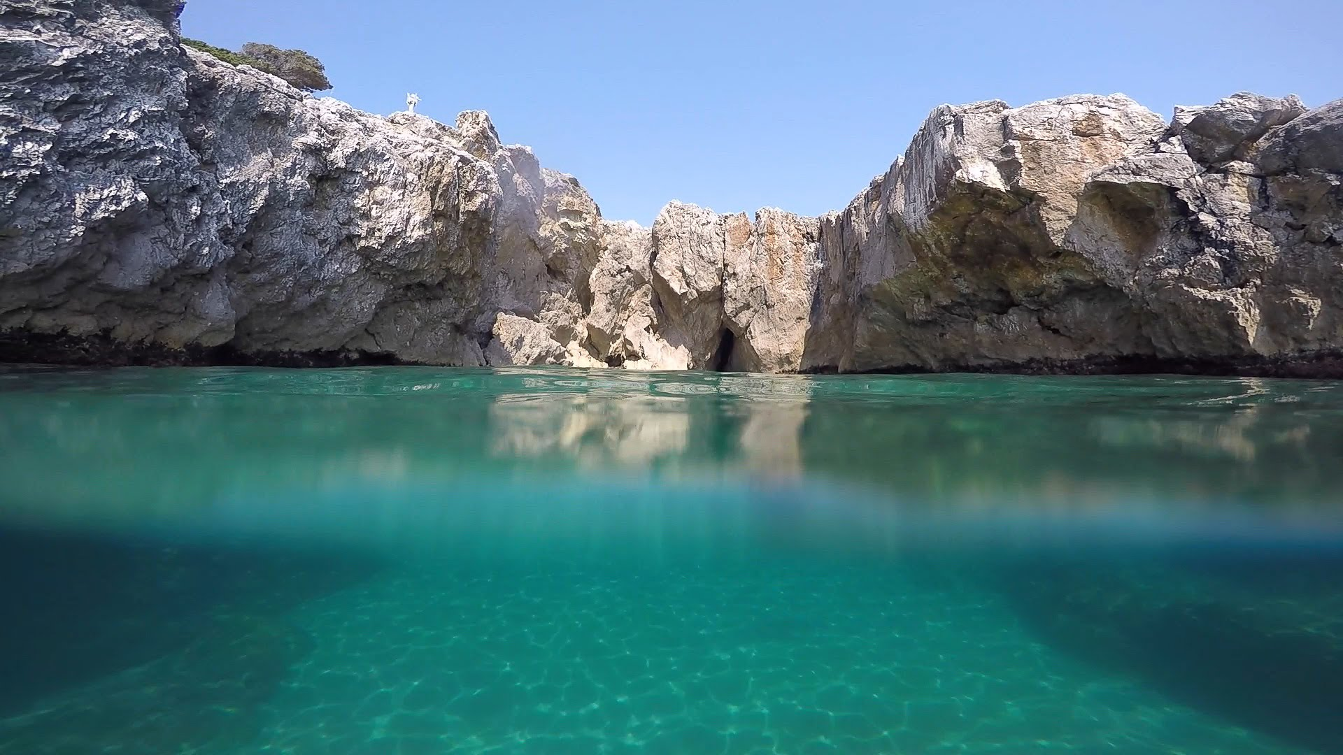Spiaggia di San Felice Circeo