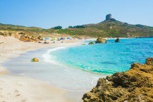 Spiaggia San Giovanni Sinis - Sardegna