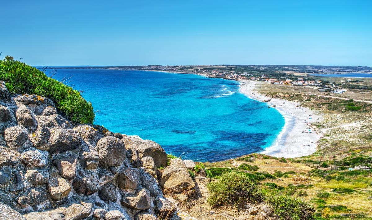 Spiaggia di San Giovanni di Sinis