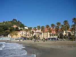 Spiaggia San Lorenzo al Mare