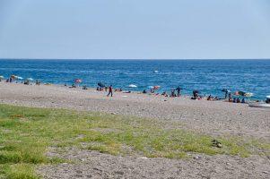 Spiaggia di San Marco di Calatabiano - Sicilia