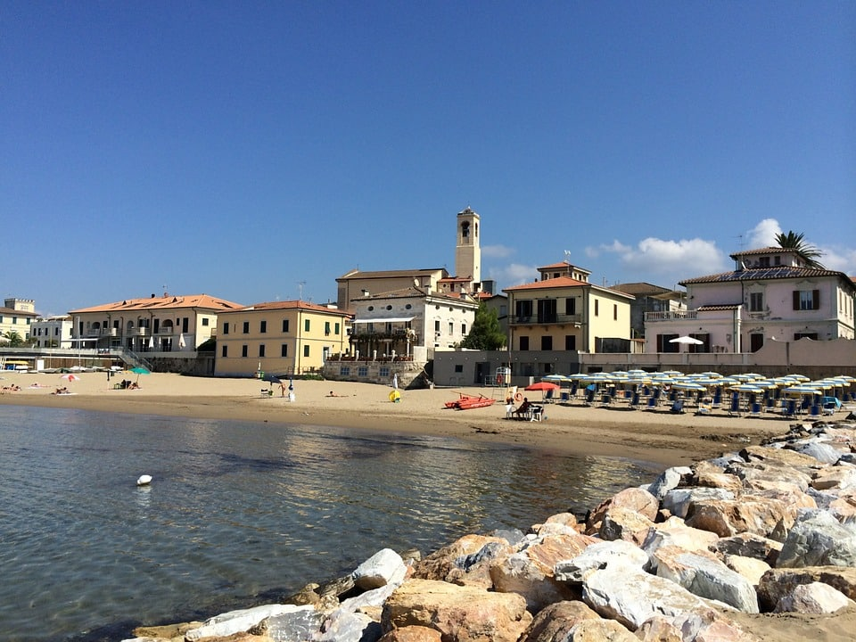 Spiagge di San Vincenzo