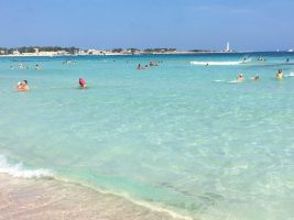 Spiaggia di San Vito lo Capo, Sicilia