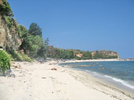 Spiaggia Sant'Irene - Briatico