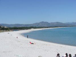 Spiaggia Santa Lucia - Siniscola