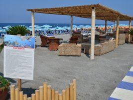 Spiaggia di Santa Maria del Cedro, Calabria
