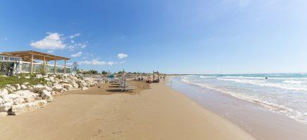 Spiaggia Santa Maria del Focallo, Sicilia