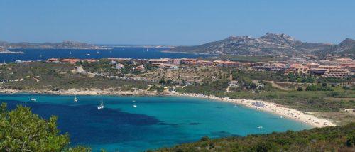 Spiaggia La Sciumara di Palau, Sardegna