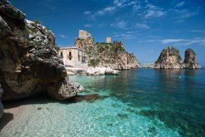 Spiaggia di Scopello - Sicilia