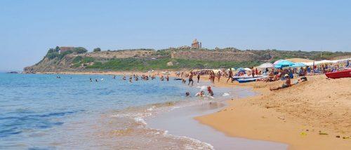 Spiaggia di Marinella di Selinunte
