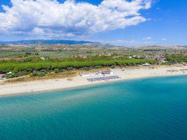Spiaggia di Sellia Marina - Calabria