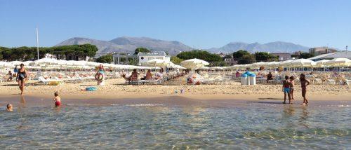 Spiaggia Serapo - Gaeta - Lazio
