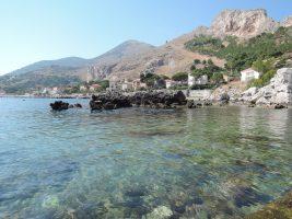 Spiaggia Sferracavallo - Palermo - Sicilia