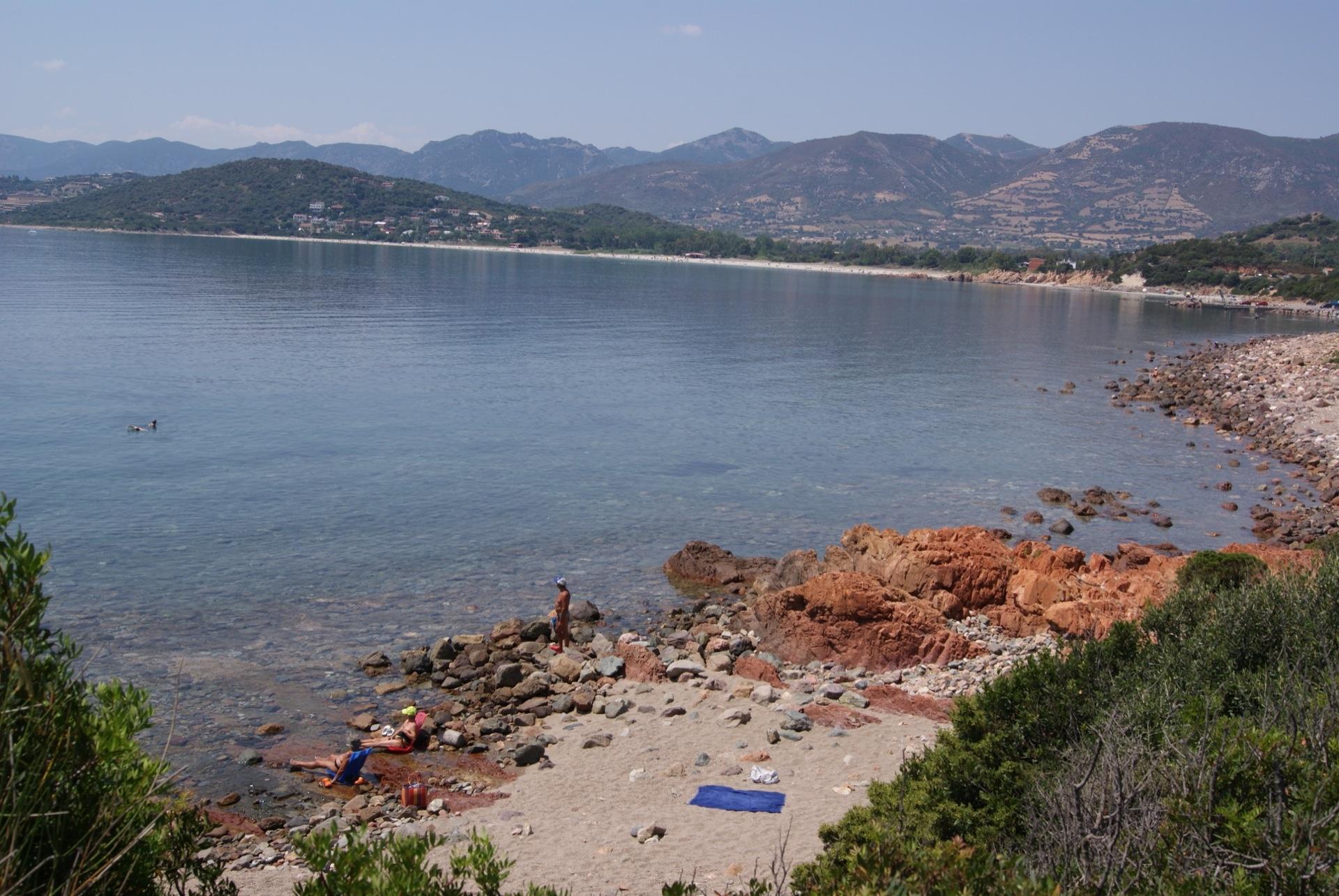 Spiaggia Sferracavallo - Barcarello