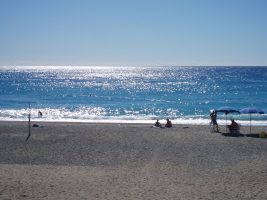 Spiaggia Siderno Marina - Calabria