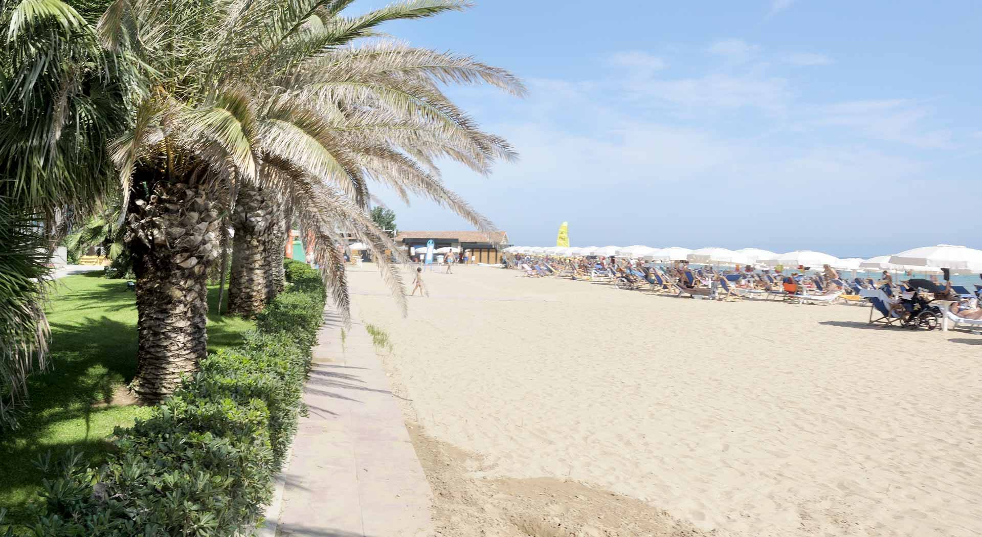 Spiaggia di Silvi Marina