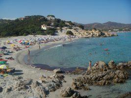 Spiaggia di Simius - Sardegna