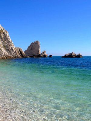Spiaggia Sirolo - Marche