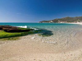 Spiaggia Solanas - Sinnai