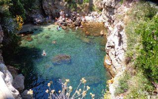 Spiaggia di Sorrento - Bagni della Regina Giovanna