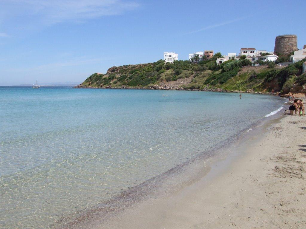 Spiaggia Sottotorre - Calasetta