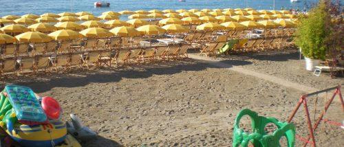 Spiaggia Spotorno - Liguria