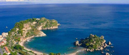 Spiaggia di Taormina