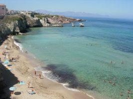 Spiaggia Terrasini - Praiola - Sicilia