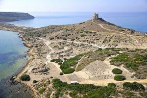 Spiaggia Tharros - San Giovanni di Sinis