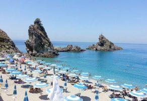 Spiaggia Tonnara di Palmi - Calabria