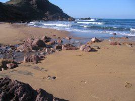 Spiaggia di Cala di Torre Columbargia - Sardegna