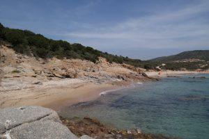 Spiaggia Torre del Budello - Cala del Budello - Teulada