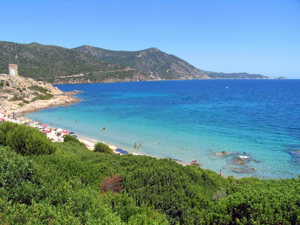Spiaggia di Torre del Budello