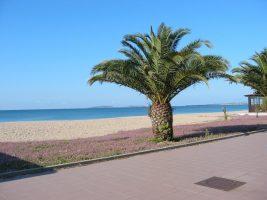 Spiaggia Torre Grande - Oristano - Sardegna