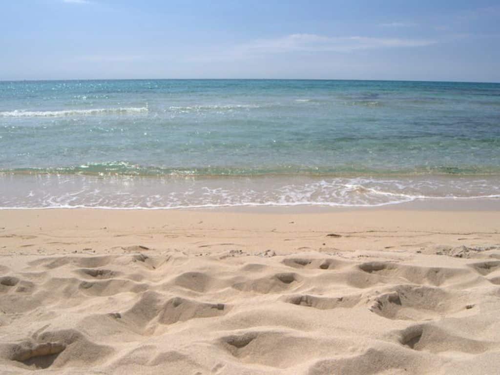 Spiaggia di torre guaceto salento spiagge italiane su - Torre specchia spiaggia ...