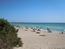 Spiaggia di Torre Lapillo, Salento, Puglia