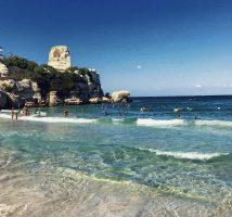 Spiaggia di Torre dell'Orso - Melendugno, Salento