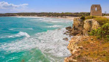 Spiagge in Puglia: Spiaggia di Torre dell'Orso - Melendugno, Salento