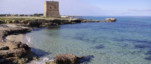 Spiaggia di Torre Pozzillo - Cinisi